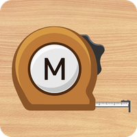 Messen - Smart Measure Icon