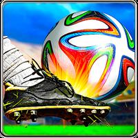 Ícone do fósforo jogo do  de Futebol