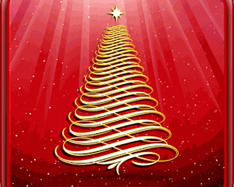 Sfondi Natalizi In 3d.3d Christmas Tree Wallpaper 1 0 2 Download Gratis Android