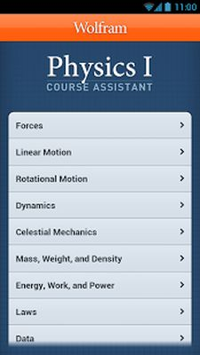 Image of Physics I Course Assistant