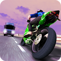 Moto Traffic Race 2 Simgesi