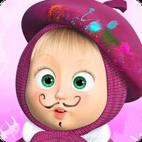Mascha Und Der Bär Kinder Malvorlagen Kostenlos App Android