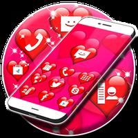 Love Theme Launcher GO Simgesi