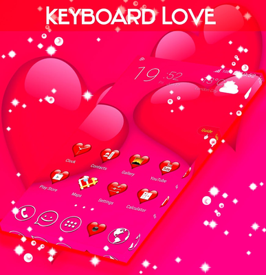 Love Theme For GO Launcher Android - Free Download Love Theme For GO