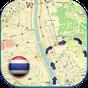 Tailândia Offline Mapa, Guia 5.0