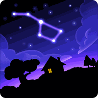 Ícone do SkyView® Explore the Universe