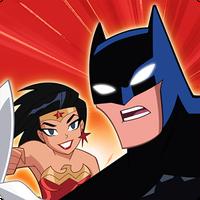 Justice League Action Run 아이콘