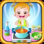 Baby Hazel Kitchen Time 16