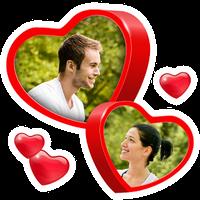 Icono de Love Collage - Editor de Fotos