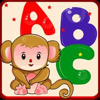 Çocuklar ABC öğreniyor Simgesi