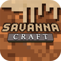Ícone do apk Savanna Craft