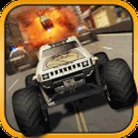 Ícone do apk Crazy Monster Truck - Escape