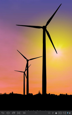 Wind Power Live Wallpaper 209 Android Descargar