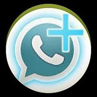 Ícone do apk whatsapp plus