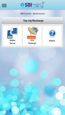 SBI Anywhere Saral screenshot apk 0