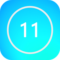 Иконка iOS 11 Locker - iPhone 8 Блокировка экрана