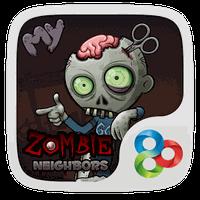 Ikon apk Zombie GO Launcher Theme