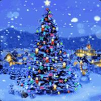 Ícone do apk Christmas Tree Live wallpaper