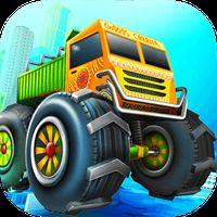 Monster Truck Saga apk icon
