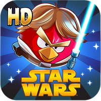 Ícone do Angry Birds Star Wars HD