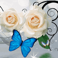 Ikon apk White Rose Kupu-kupu