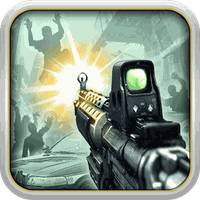 Ikona apk Zombie Hunter