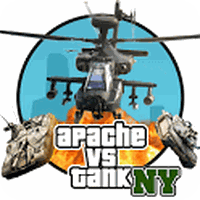 Icoană apk GT Apache vs Tank in New York