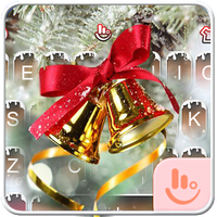 Ícone do Live Christmas Bells Keyboard Theme