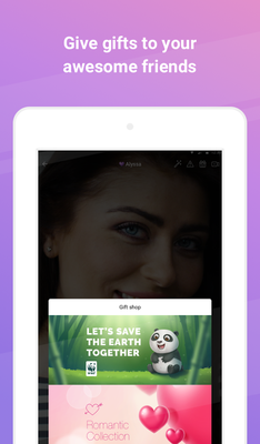 Download U LIVE – Video Chat & Stream 266 16 32 free APK Android