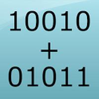 Ikon biner kalkulator pro
