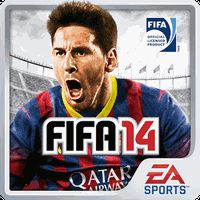 Ícone do apk FIFA 14 by EA SPORTS™