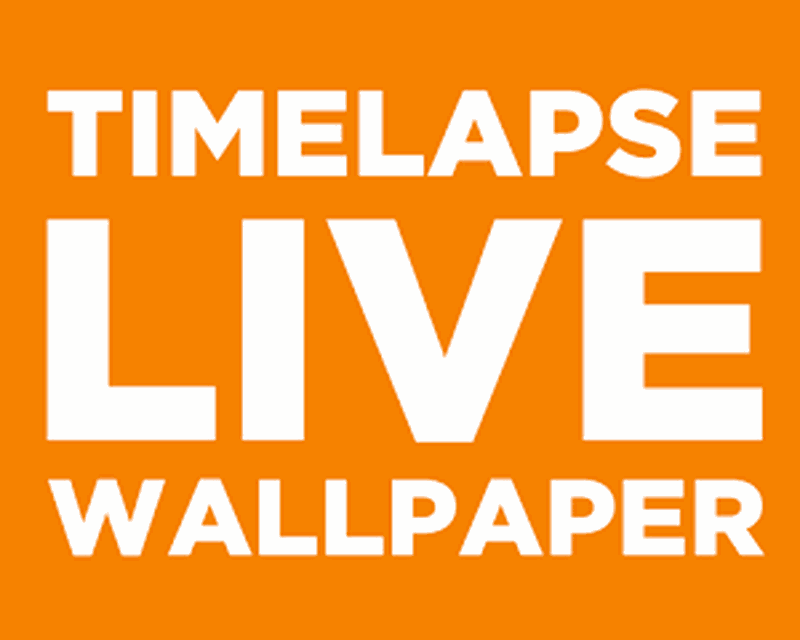 Timelapse Live Wallpaper Android Free Download