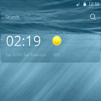 Ícone do apk Tema para Concept phone 7