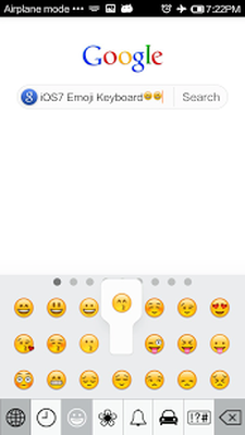 iPhone Emoji Keyboard Pro-iOS7 Android - Free Download