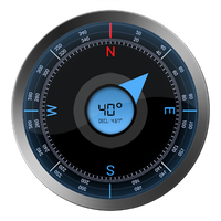 Ícone do GPS Compass Explorer