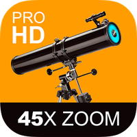 Telescope 45x Zoom apk icon
