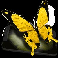 Icône de Les Papillons 3D