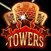 Towers Tri Peaks: Classic Pyramid Solitaire Simgesi