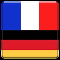 French German Dictionary Simgesi