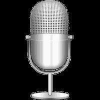 Ícone do aplicativo de gravação