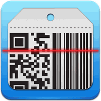 Icône de Barcode Scanner et QR