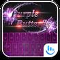 Tema gratuito Purple Butterfly 6.12.27.2018
