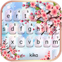Pink Glass Sakura Keyboard Theme 1.0