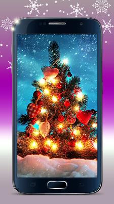 christmas live wallpaper image - Live Christmas Wallpaper Android