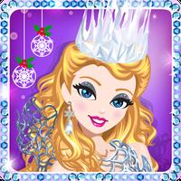 Ícone do Star Girl: Natal