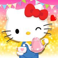 ไอคอนของ ร้านกาแฟในฝันของ Hello Kitty
