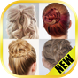 Girls Easy Hairstyles Steps  APK