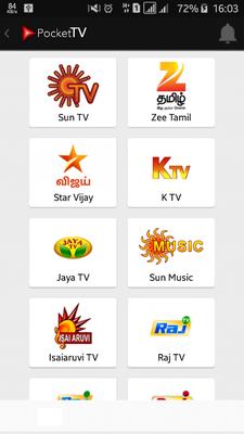 Download Pocket TV - Your Portable Live TV App 7 4 free APK