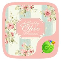Chic GO Keyboard Theme & Emoji apk icon