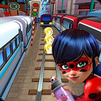 Subway Ladybug Surf Adventure APK icon